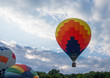 Hot Air Balloon launched at festival