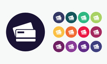 Credit Card Icon - Payment Sym...