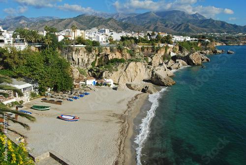 Playa de Calahonda, Nerja, Málaga