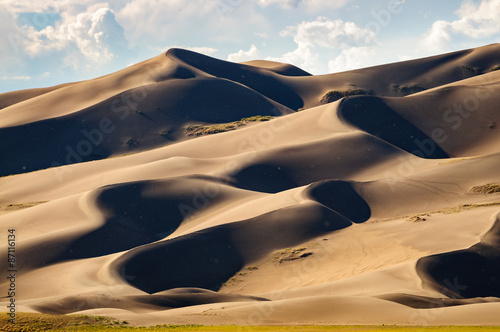 Poster de jardin Parc Naturel Great Sand Dunes National Park