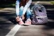 travel, backpack