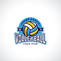 Obraz na Szkle Siatkówka Volleyball