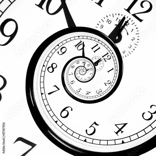 Fotografie, Tablou  Time Warp - Time Dilation