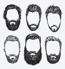 Hipster Hair And Beards, Fashi...