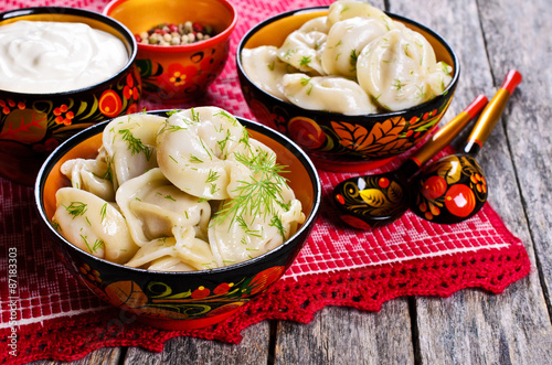 Photo  Dumplings