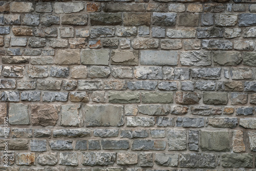 Recess Fitting Wall Stone wall