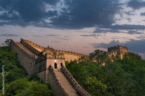 Stampa su Tela The Great Wall