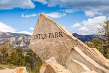 Estes Park Sign