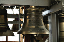 Ancient Bells Inside The Belf...