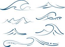 Simple Waves Set