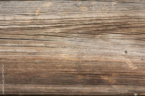 Fototapeta Texture of old wooden boards obraz na płótnie