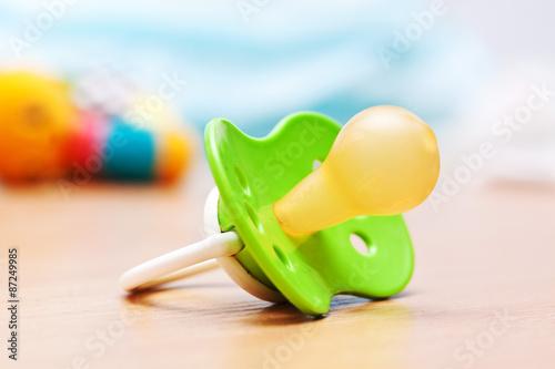Fotografia, Obraz  baby's dummy