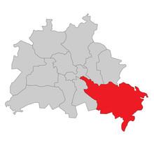 Berlin Treptow-Köpenik - Vektor