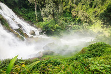 Wacihrathan Waterfall On Doi I...