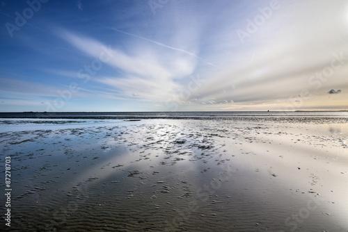 Spoed Foto op Canvas Noordzee An der Nordsee