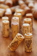 Different corks