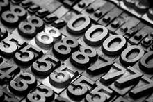 Vintage Letterpress Alphabet A...
