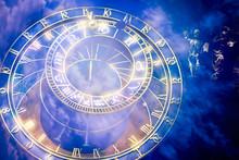 Prague Astronomical Clock On  ...