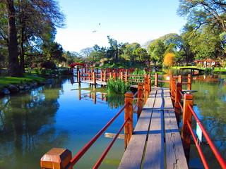 Fototapeta Ogrody Jardin Japonais de Buenos Aires