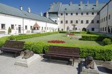The Cerveny Kamen Castle, Slov...