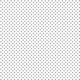 Endloser Hintergrund Punkte schwarz weiß - 87408775