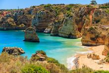 View Of Famous Praia Dona Ana ...
