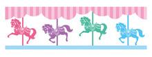 メリーゴーラウンド(馬)のライン
