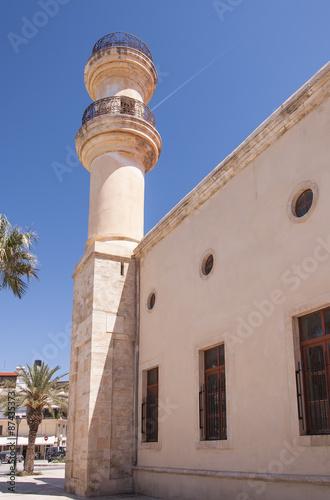 Valokuva  Lerapetra Turkish Mosque Mineret