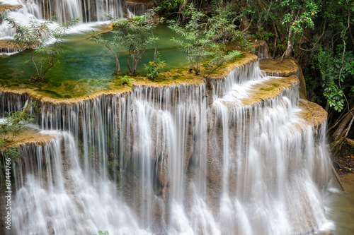 Waterfalls of Asia, Huai Mae Khamin - 87444766