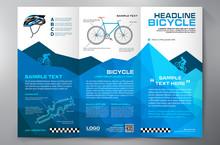 Brochure Leaflet Design Tri-fo...