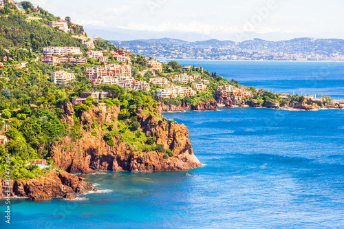 Photo Theoule sur Mer, South of France