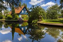 Haus Im Spreewald