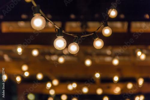 Fotografie, Obraz  Party Lights