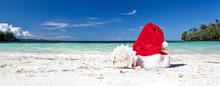Travel Christmas Concept