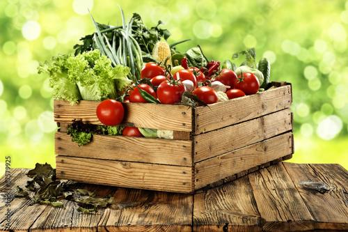 Staande foto Groenten vegetables