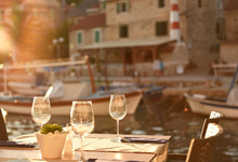 Resturant By The Sea