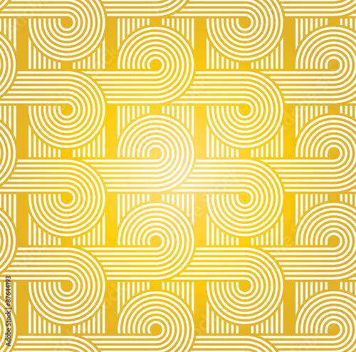 Photo yellow disco background