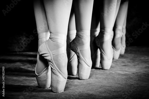 Photo  Ballet Shoes