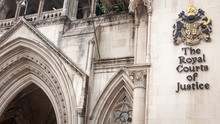 The Royal Courts Of Justice, L...
