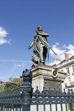 Nantes - Statue Pierre Cambronne