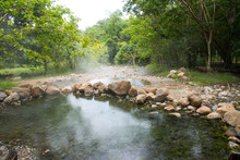 Spring Hot Water Nature Attrac...