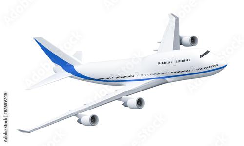 Papel de parede  Airplane 747