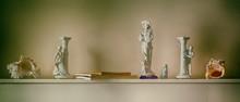 Small Sculptures. Still Life