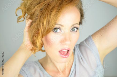 Fotografering  Pielęgnacja włosów