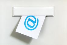 E-mail Through Letterbox
