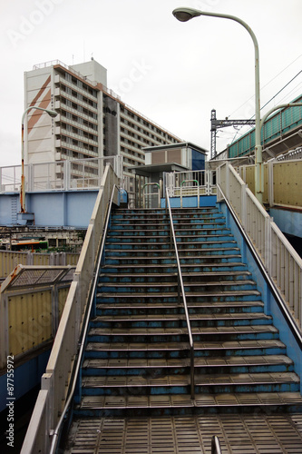 Photo Stands Stairs 階段