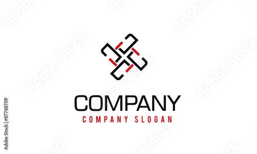 Fotografia  logo company