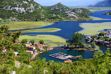 Karuc Village On Lake Skadar, ...