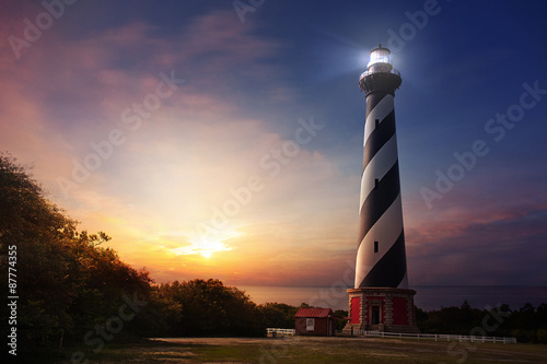 Cape Hatteras Wallpaper Mural
