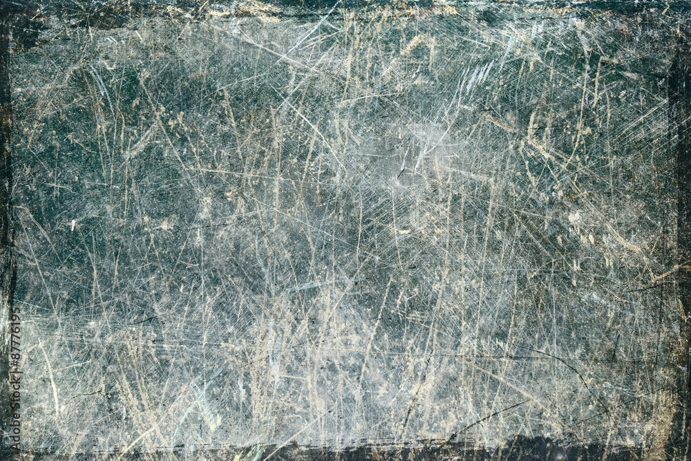 Fototapety, obrazy: Scratched texture